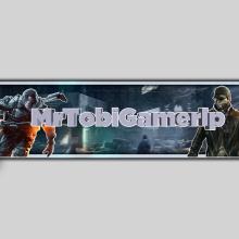 MrTobiGamerlp YouTube Banner