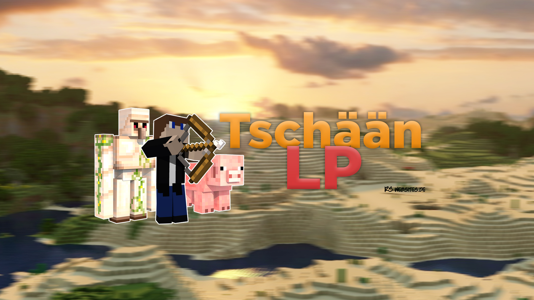 TschäänLP YouTube Banner