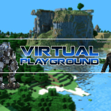 Virtual Playground YouTube Banner