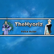 TheHyoriz YouTube Banner