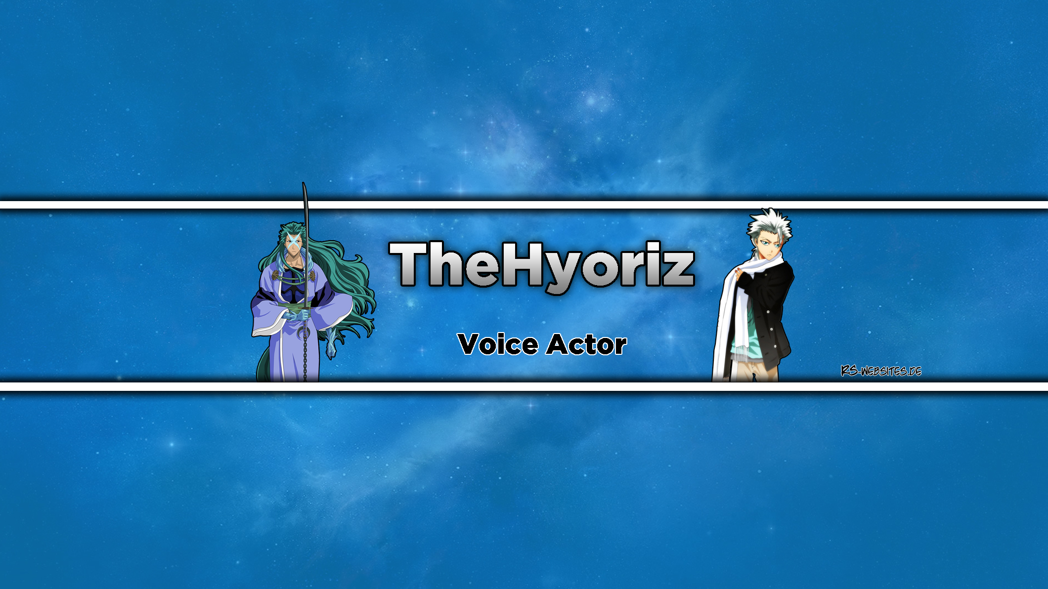 TheHyoriz YouTube Banner