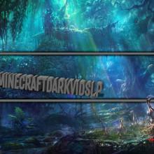 MinecraftDarkVidsLP YouTube Banner