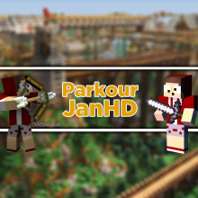 ParkourJanHD YouTube Banner