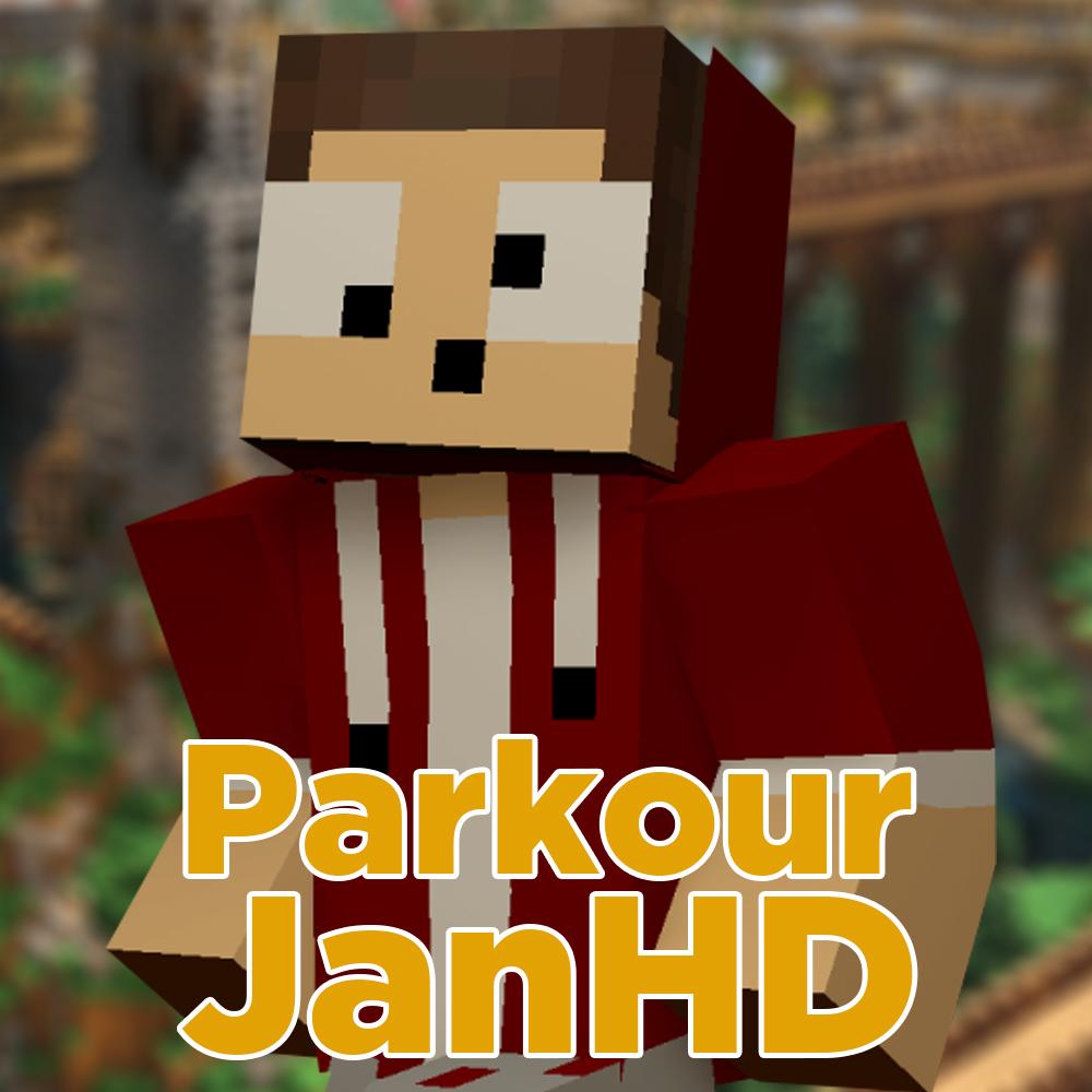 ParkourJanHD Logo