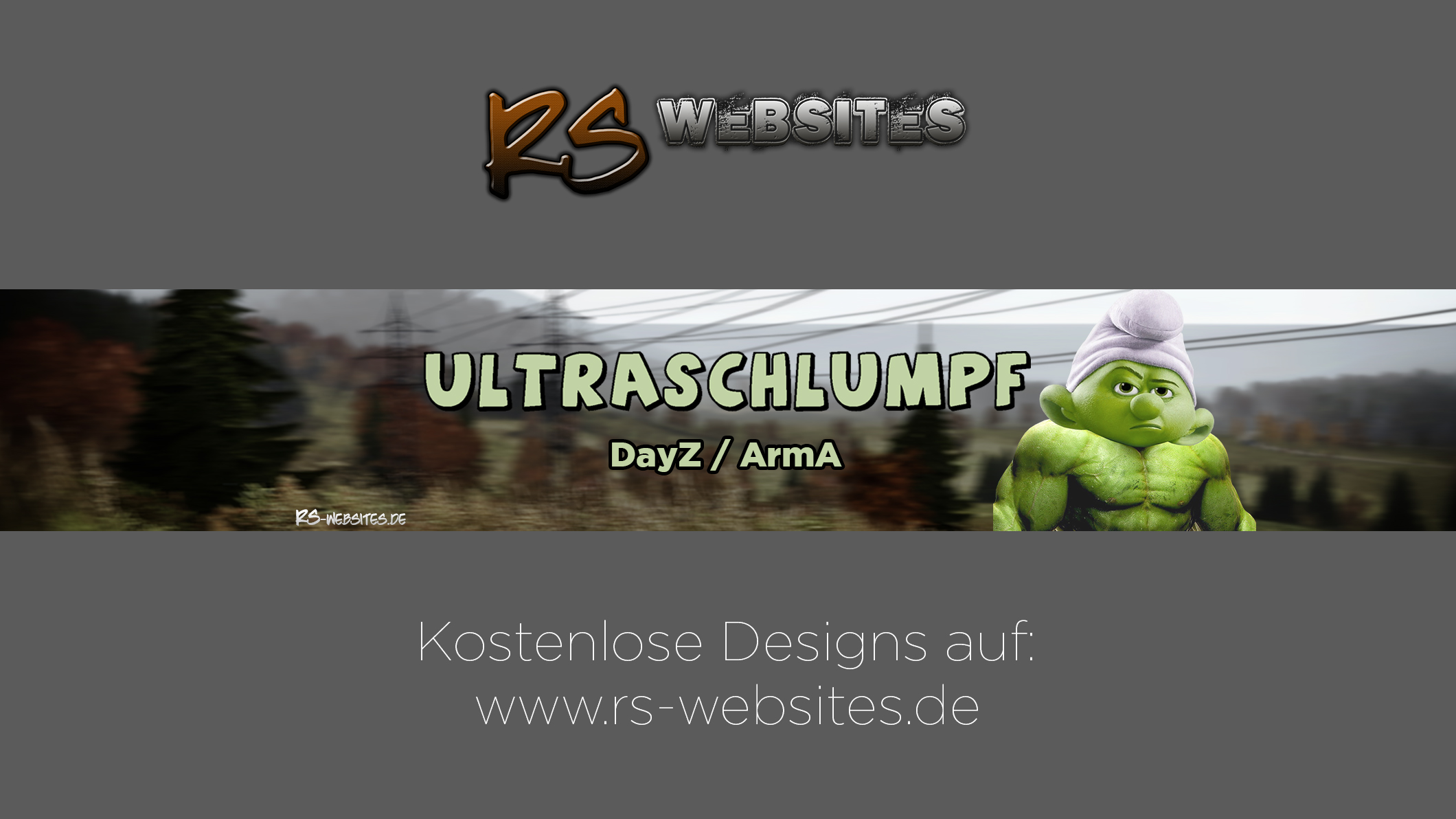 TheUltraschlumpf YouTube Banner