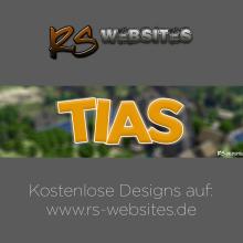 Tias YouTube Banner
