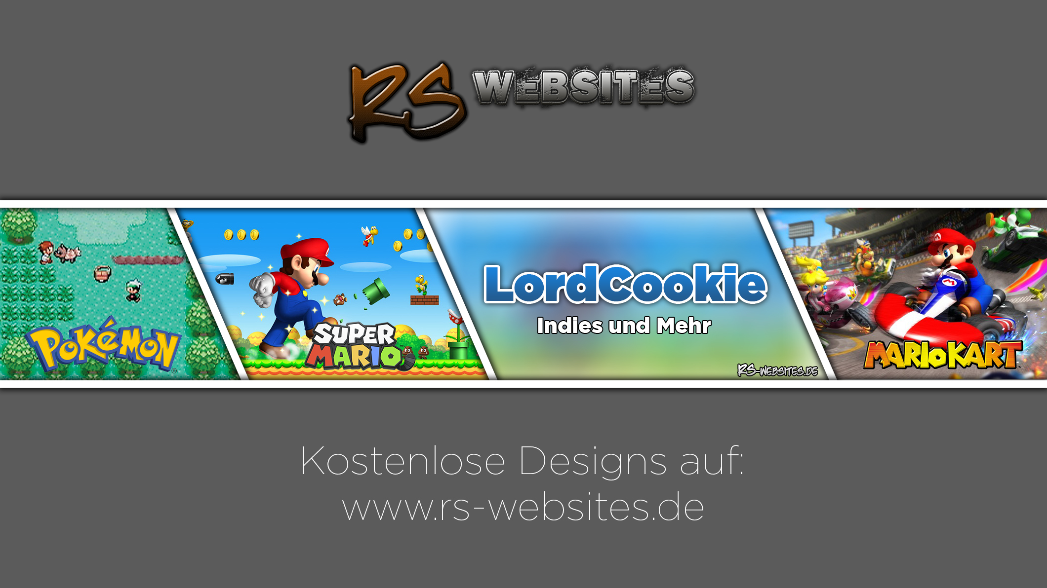 LordCookie YouTube Banner