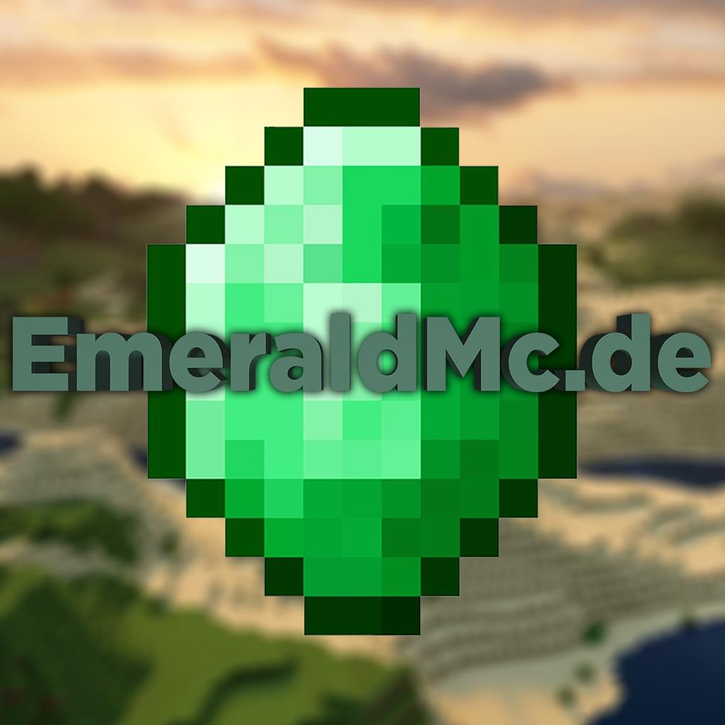 EmeraldMc Logo