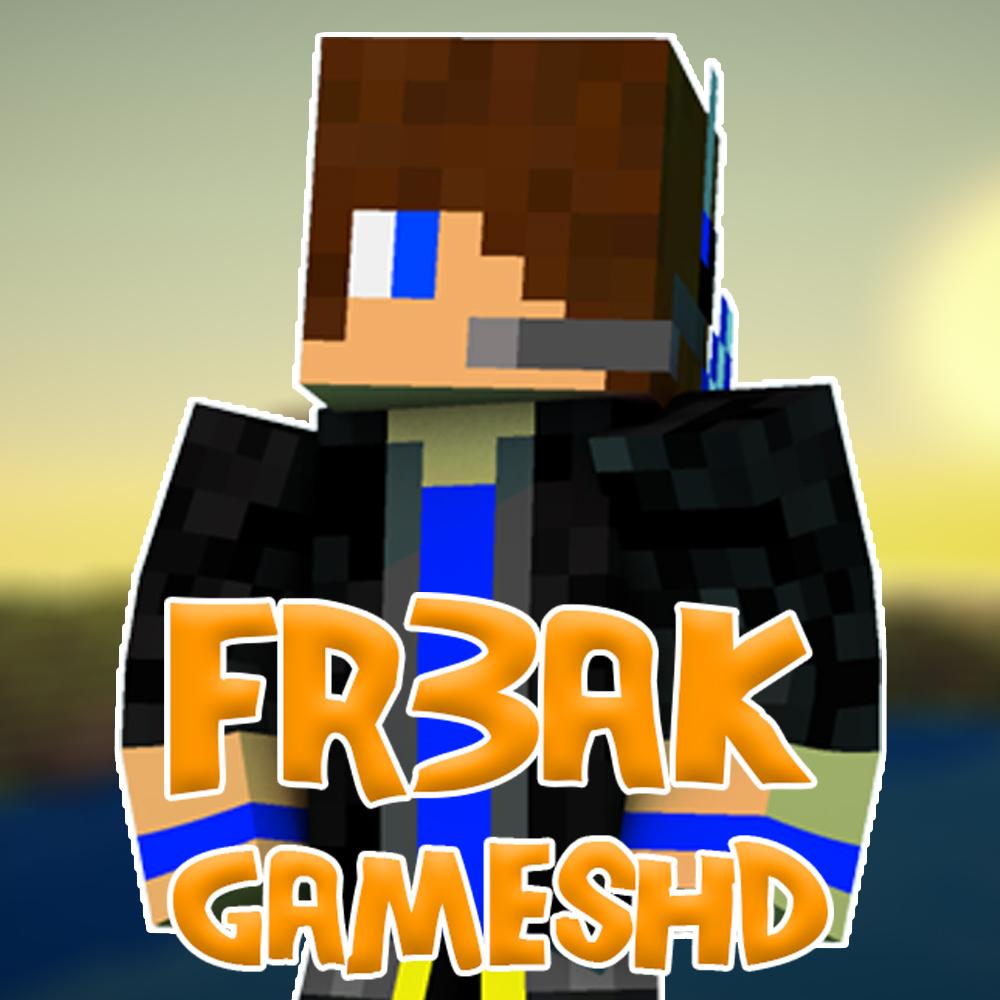 FreakGamesHD Logo