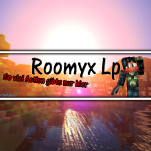 Roomyx LP YouTube Banner