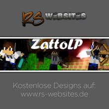 ZattoLP YouTube Banner