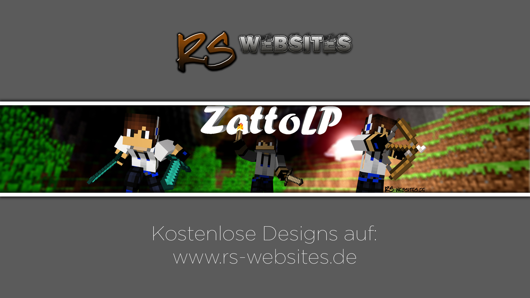 ZattoLP YouTube Banner